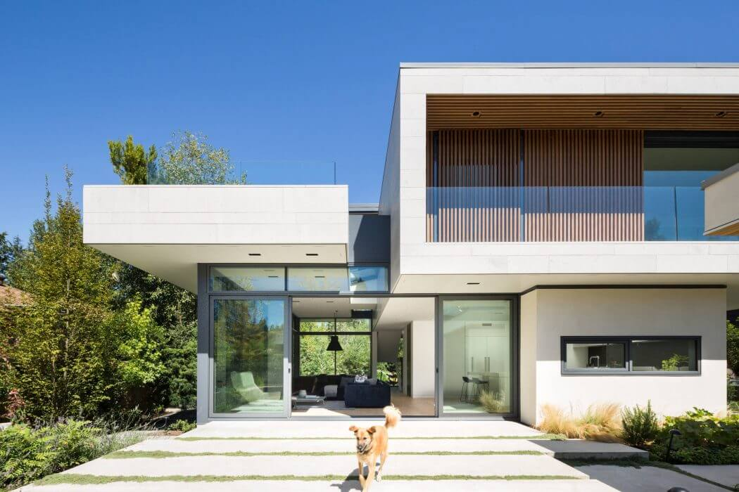 Chancellor Residence by Frits de Vries Architect