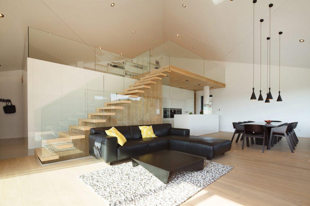 House in Krostoszowice by RS+ Robert Skitek