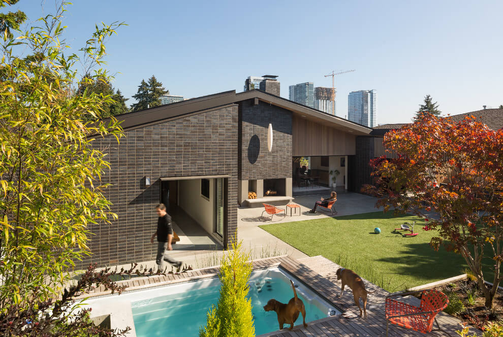 Bellevue Modern by Lane Williams Architects