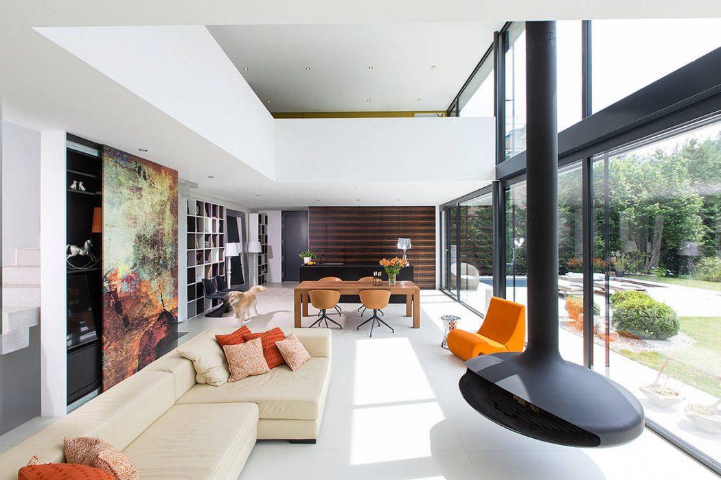 House BG by Bau-werk-stadt Architekten
