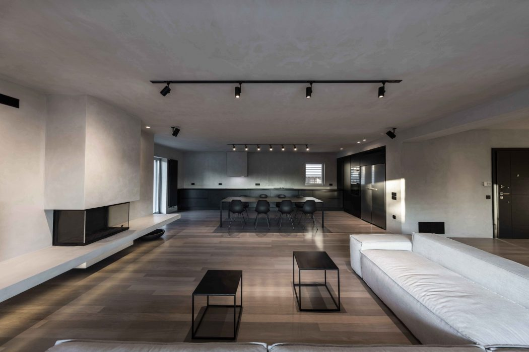Apartment in Athens by GEM Architects