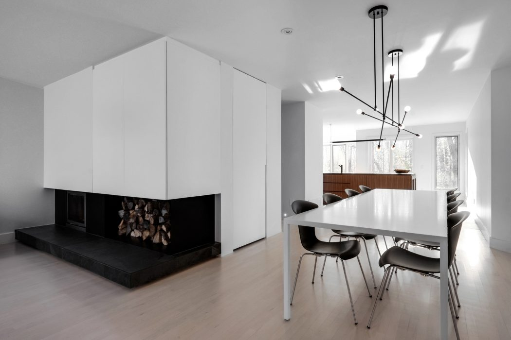 Residence in Montréal by Appareil Architecture