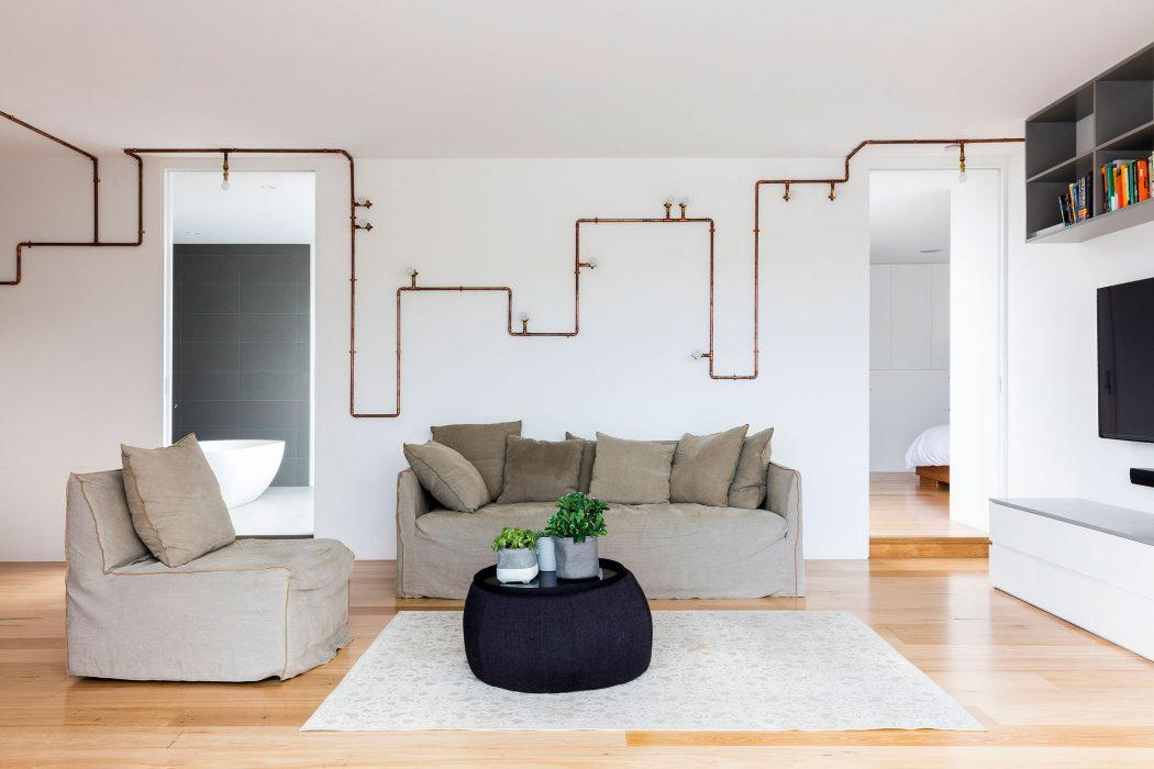 Surry Hills Apartment by Josephine Hurley Architecture