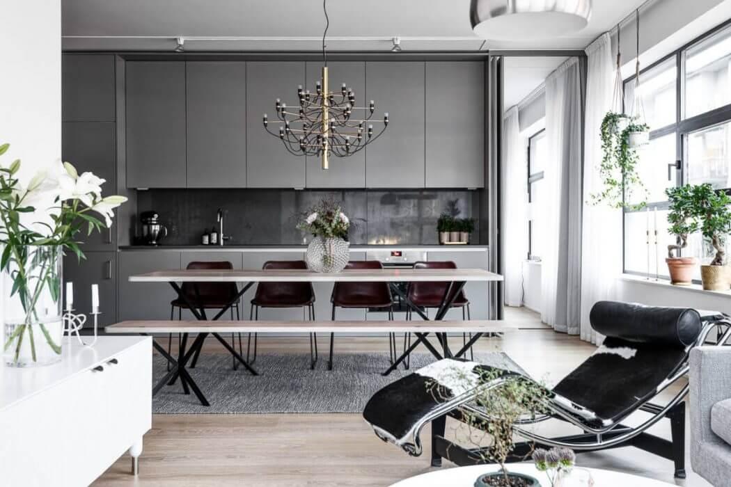 Apartment in Stockholm by HusmanHagberg