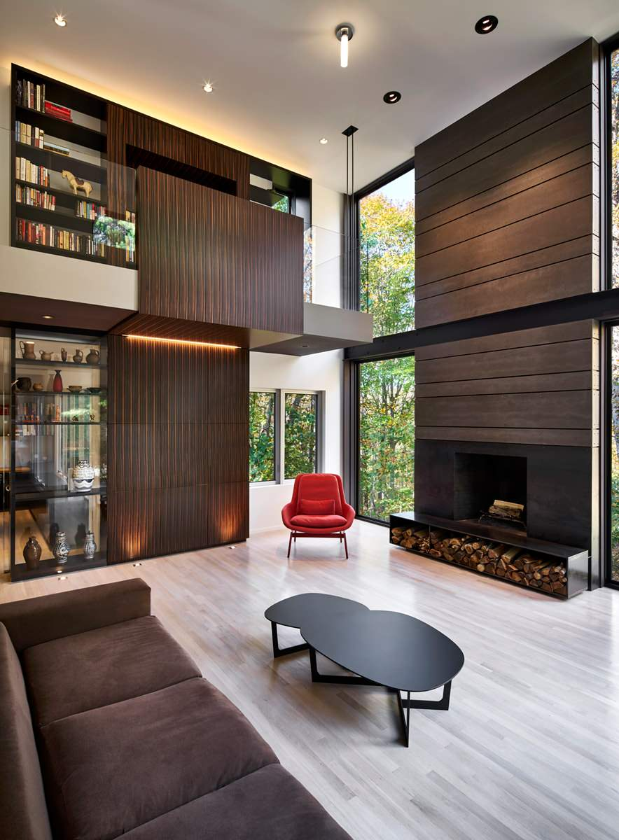 House in Maryland by KUBE Architecture