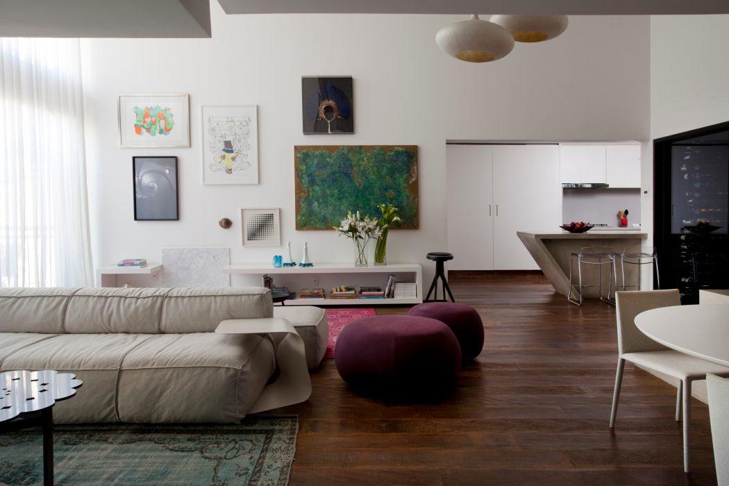 Campo Belo Apartment by Julliana Camargo