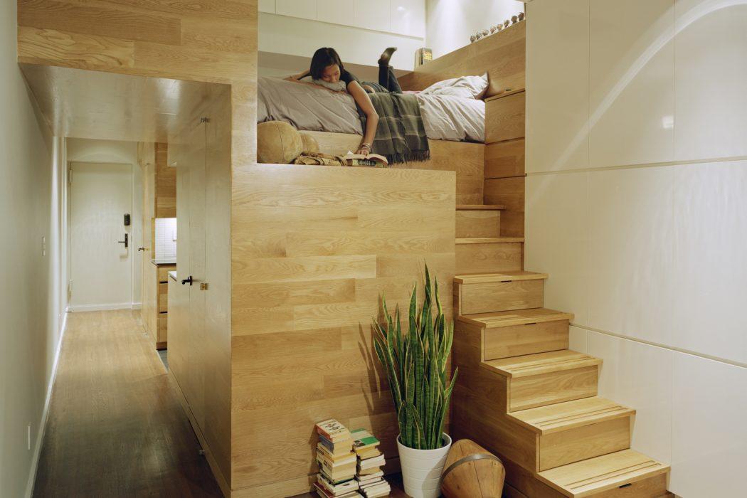 East Village Studio by JPDA