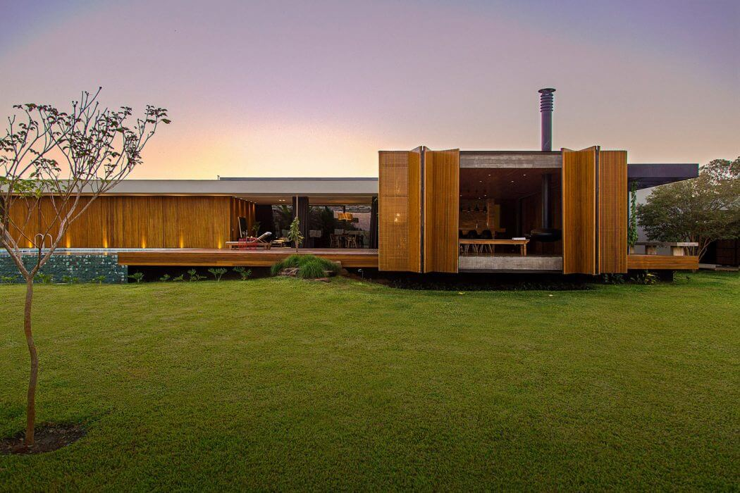 House in Franca by MF+ Arquitetos