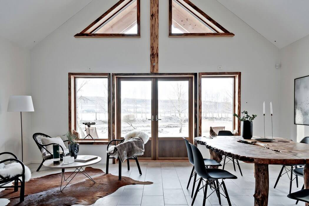 Retreat in Sweden by Bjurfors Home