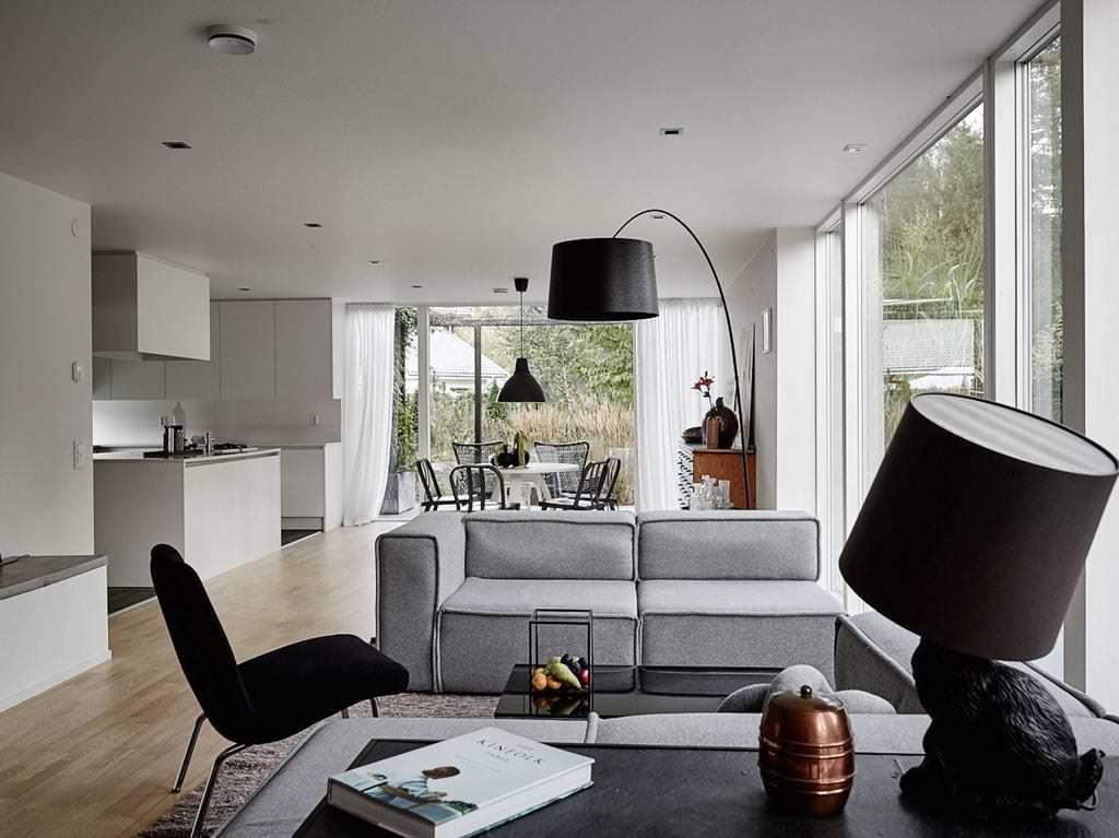 Villa in Enköping by Gert Wingårdh