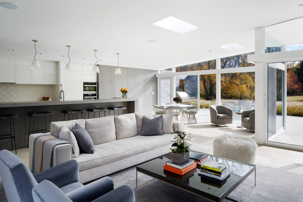 Midcentury House by Ampersand Architecture