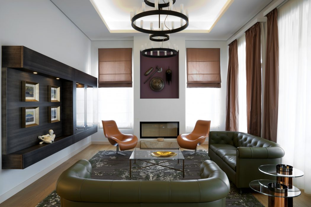 Villa Tirana by Studio Marco Piva