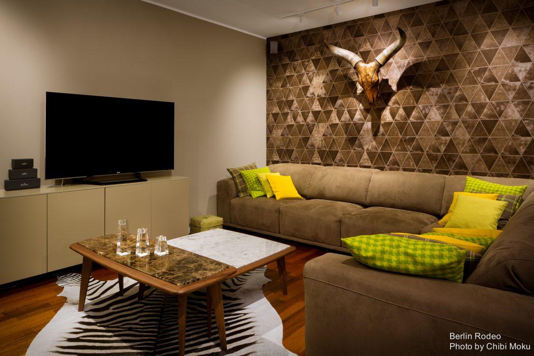 Prenzlauer Berg Penthouse by BERLINRODEO