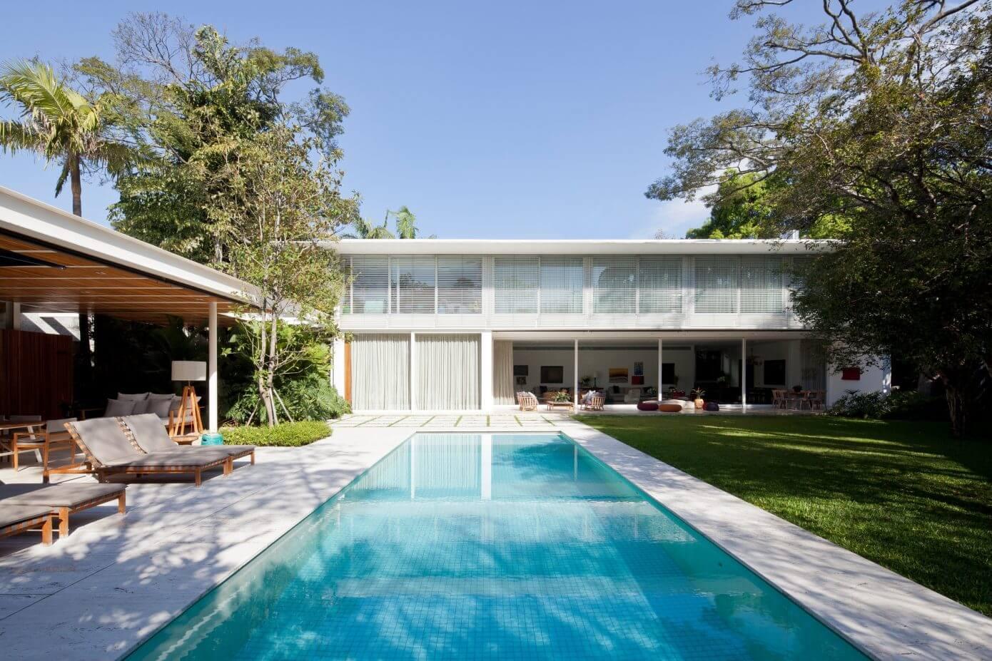 JKO House by Jacobsen Arquitetura