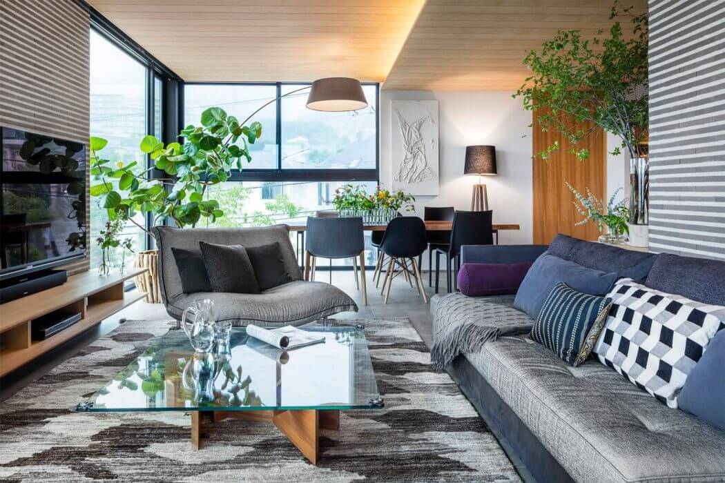 Inspiring Home by Mokkotsu