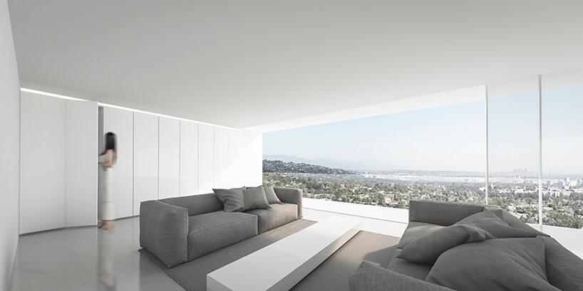 House in LA by Fran Silvestre