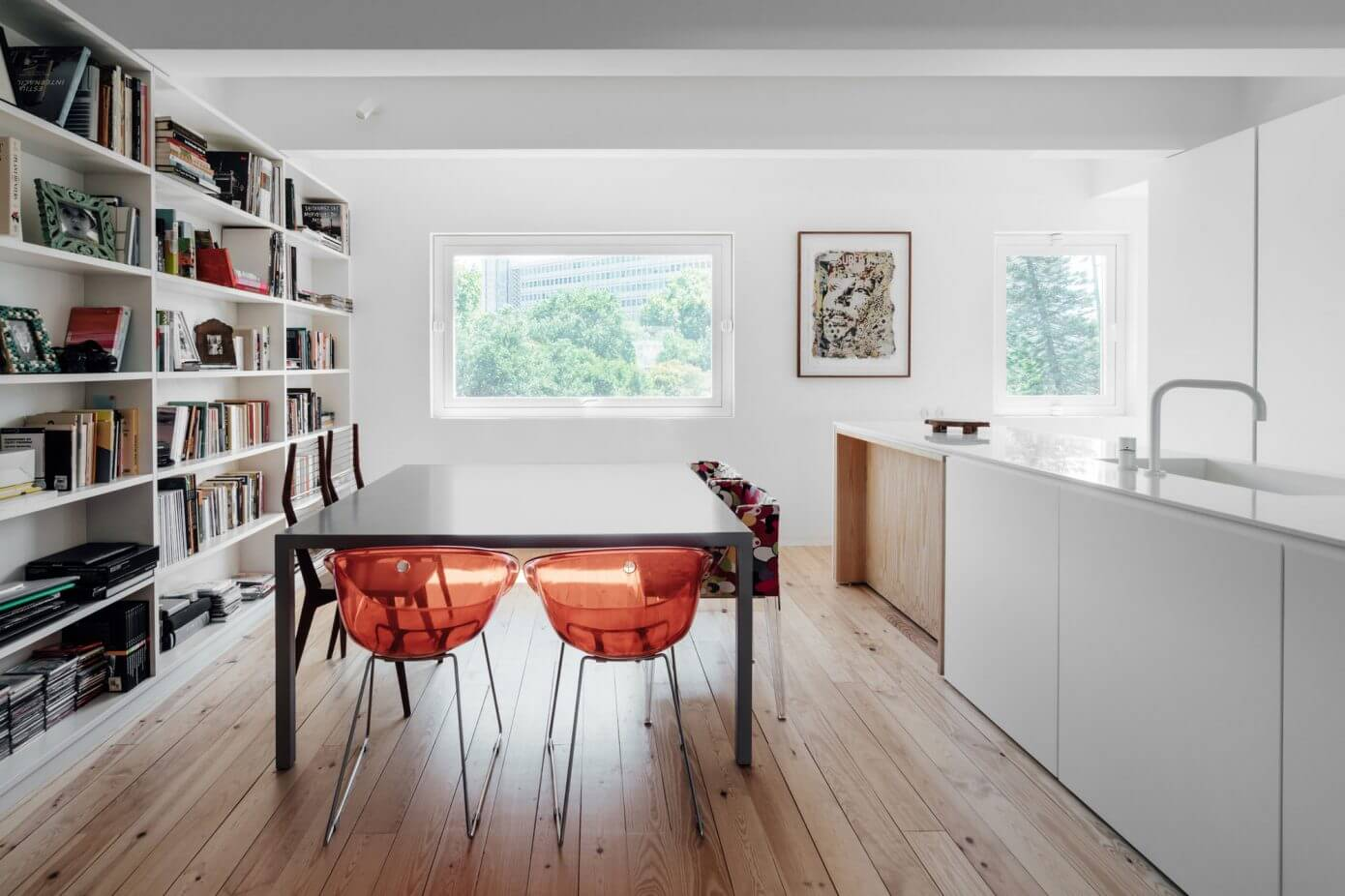Apartment Remodel by Atelier Data
