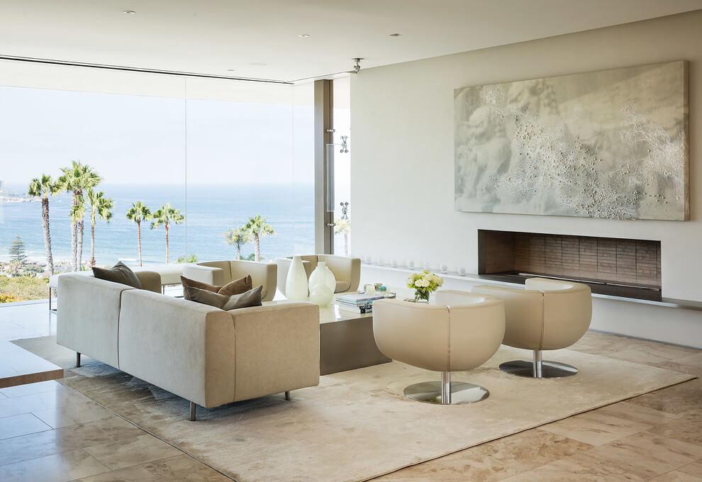 La Jolla Hilltop Villa by Tommy Hein Architects