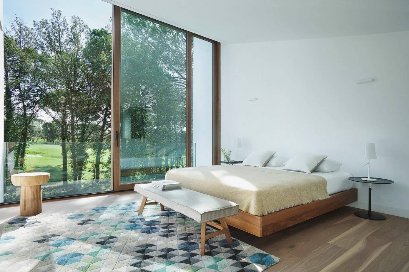 Residence in La Pineda by Jaime Prous Architects