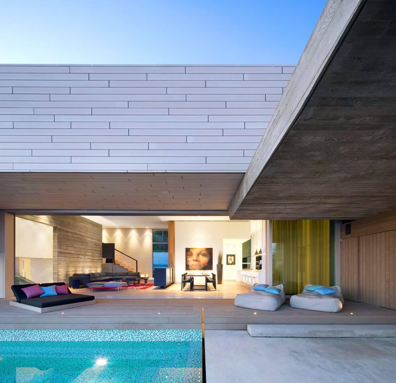 Sunset House by McLeod Bovell Modern Houses