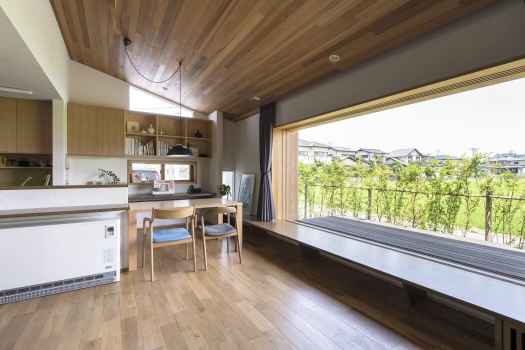 House in Itoshima by Teto Architects
