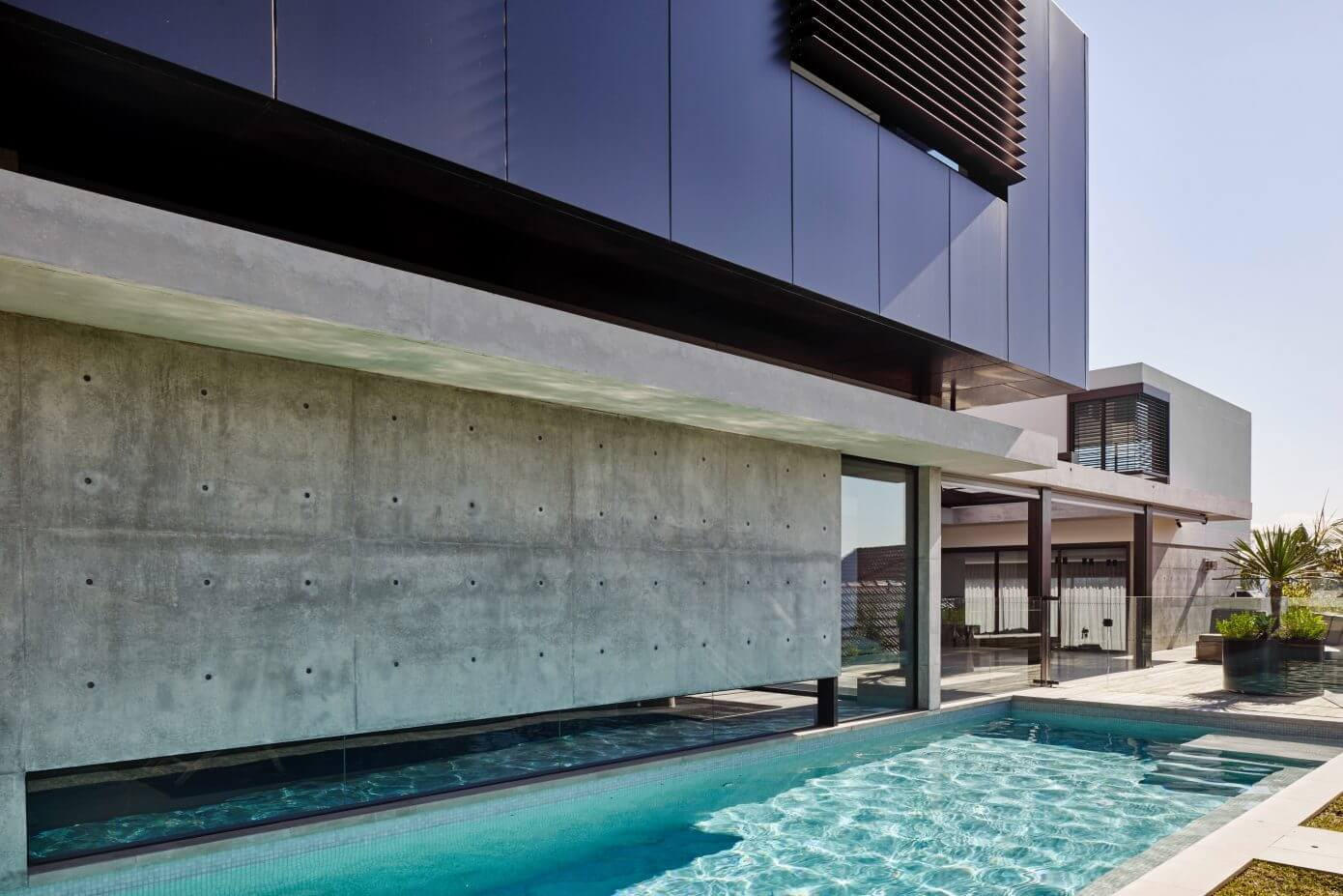 Vaucluse Residence by MHN Design Union