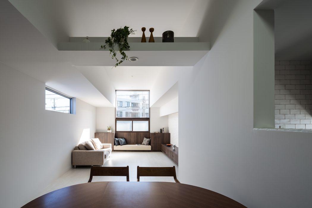 Adorable House by FORM / Kouichi Kimura Architects