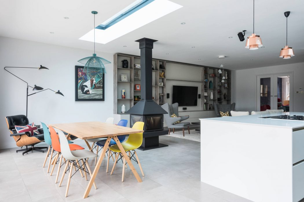 Home in Essex by Owl Design