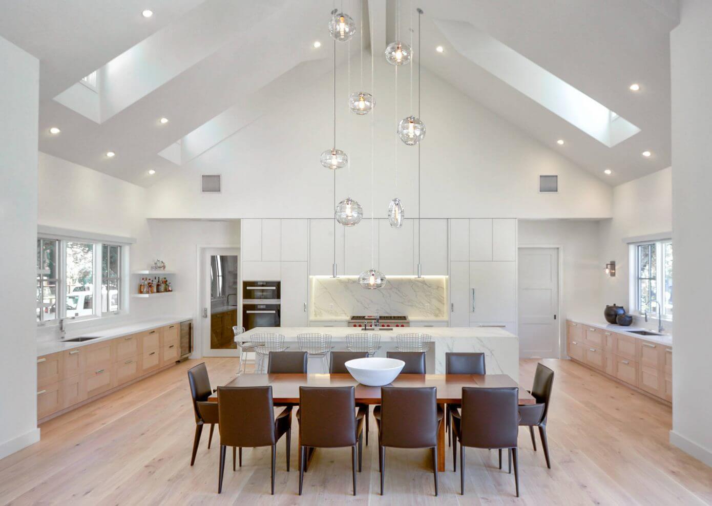 Modern Farmhouse By Christine Curry Design Homeadore