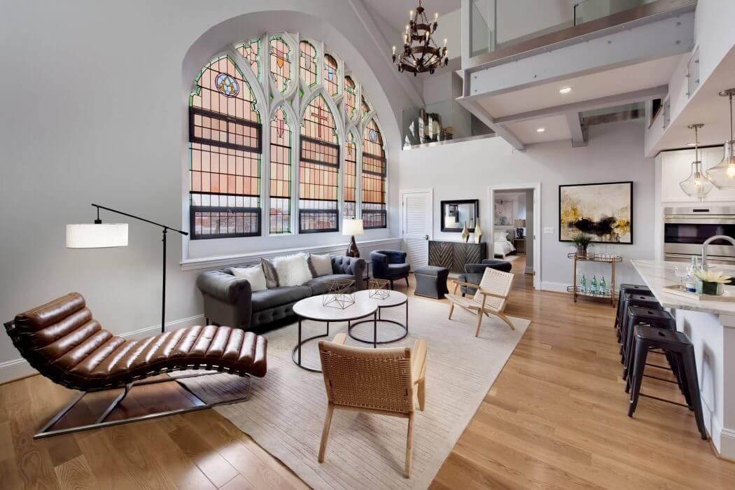 The Sanctuary by Bonstra I Haresign Architects