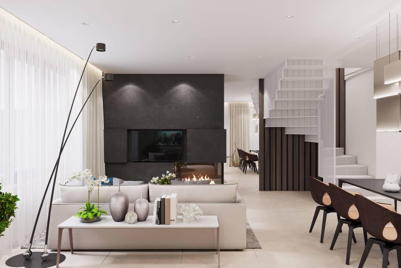 Modern Interior by Shamsudin Kerimov « HomeAdore