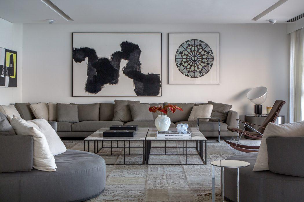 Delta Apartment by Gisele Taranto Arquitetura