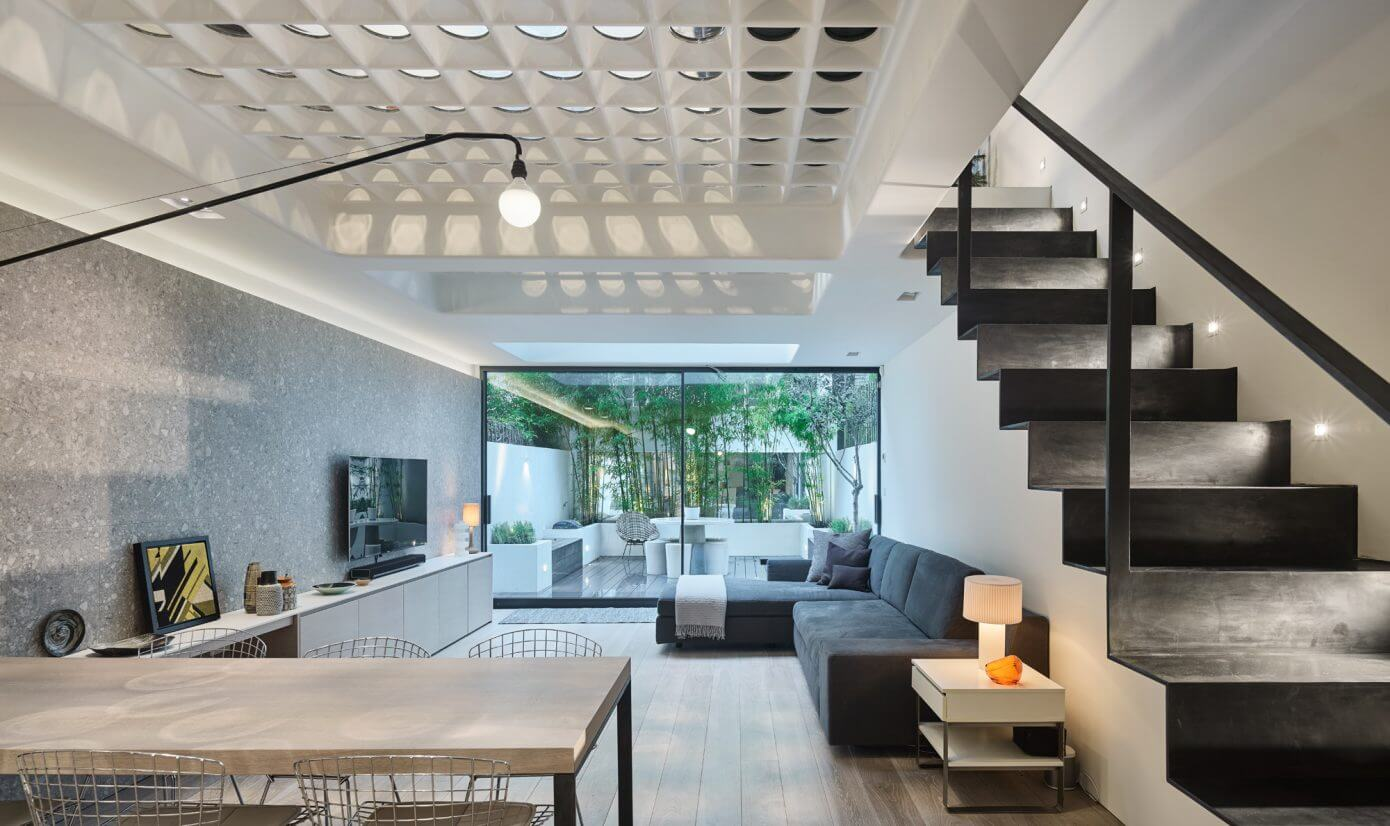Perf House by Andy Martin Architecture
