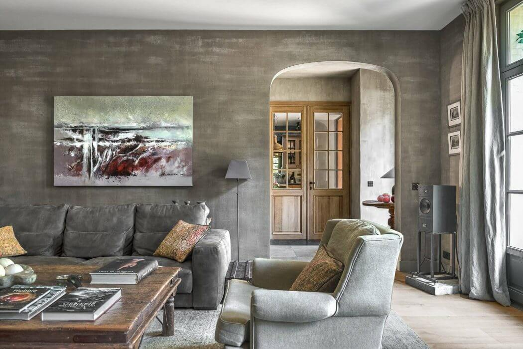 Home in Antwerp by Atelier Werner Fraters Décoration