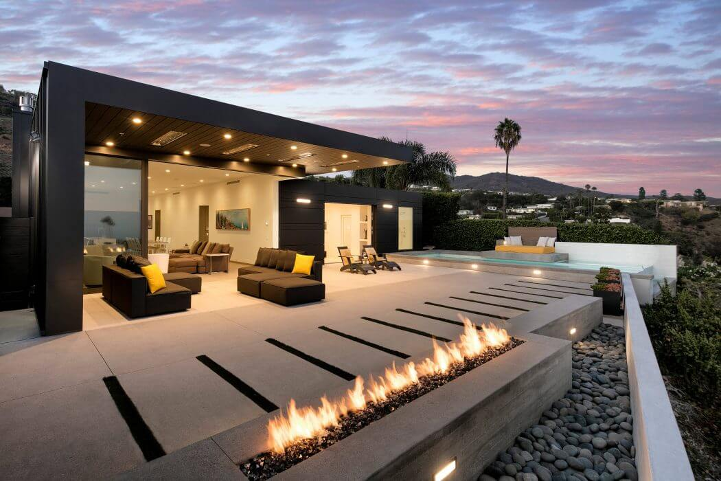 Glenhaven Residence by Abramson Teiger Architects