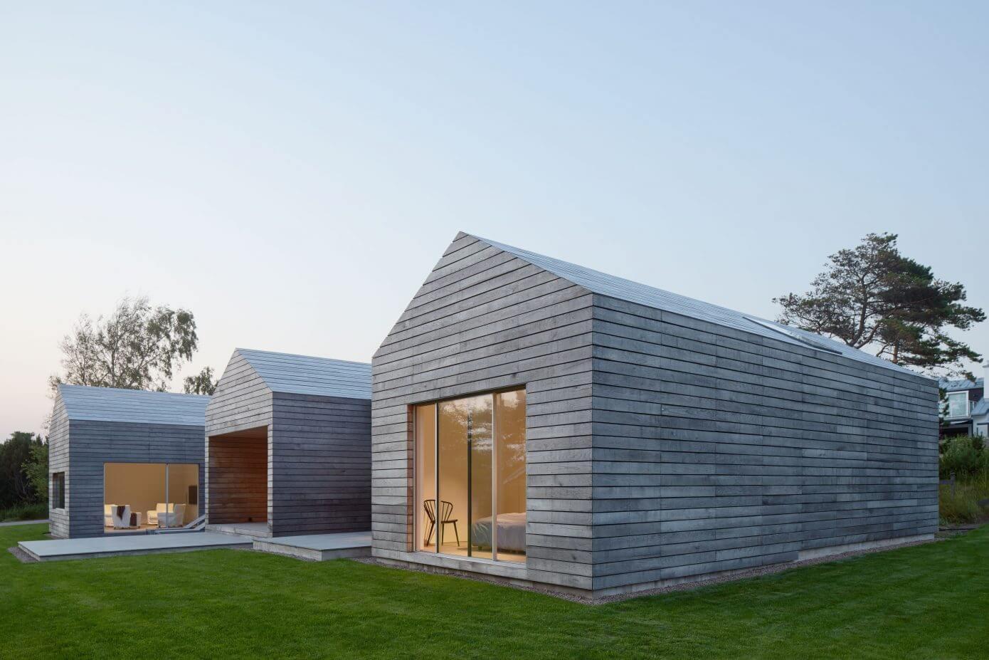 Villa N1 by Jonas Lindvall A & D