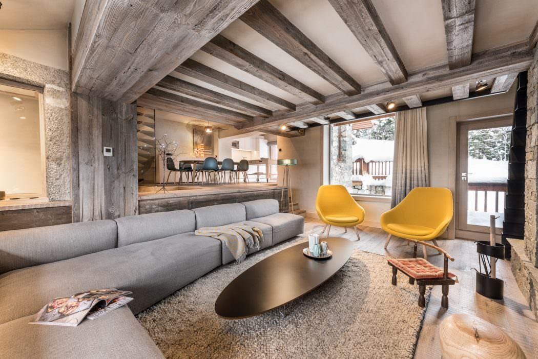 Chalet Design by Amdeco Architecture D'intérieur