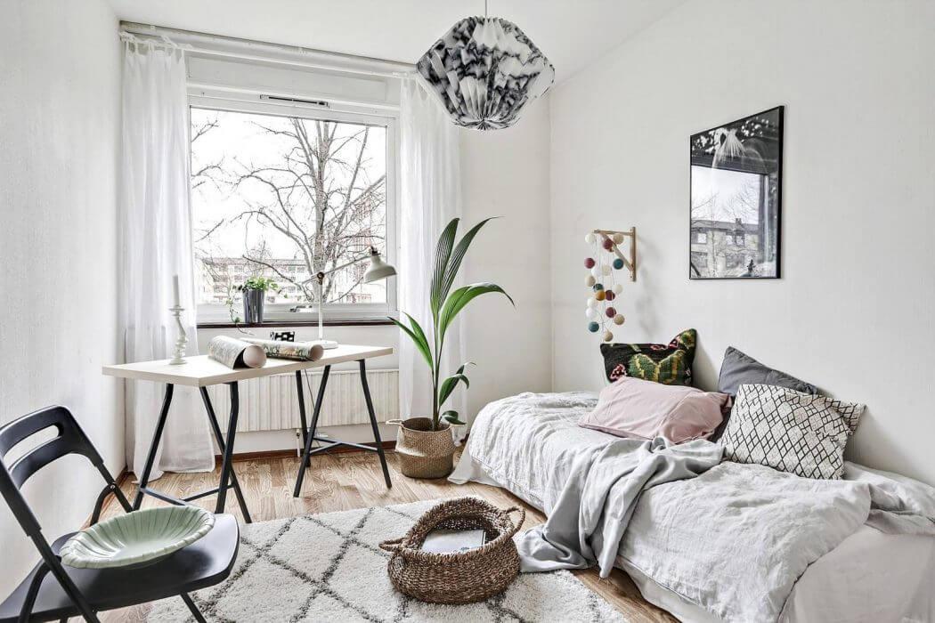 Apartment in Gothenburg by Stylingfabriken