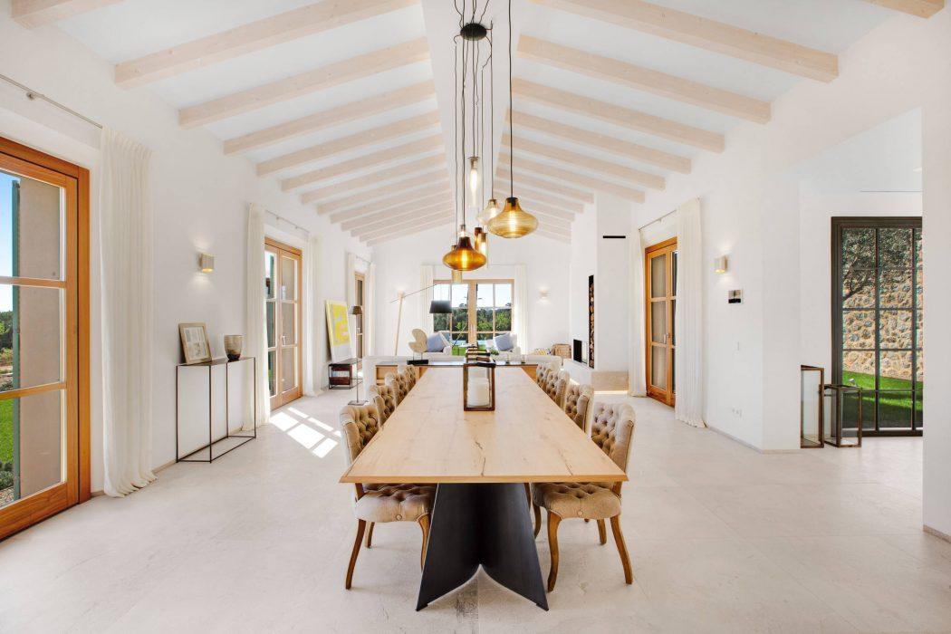 Home in Santa María by Ijover – Interiorismo