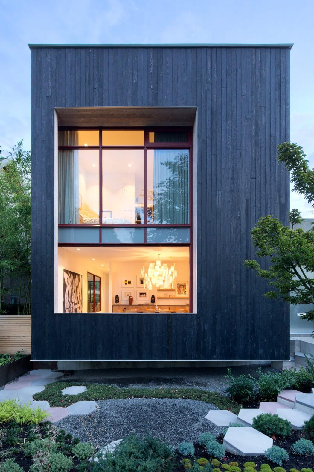Rough House by Measured Architecture