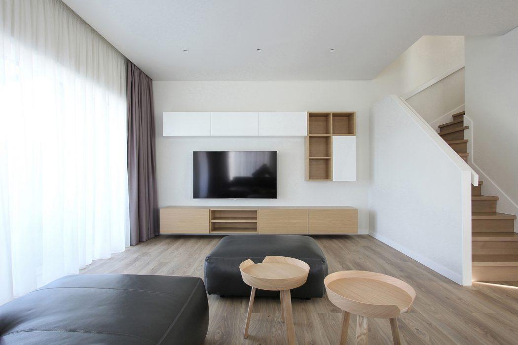 Semi – Detached House by Ramunas Manikas