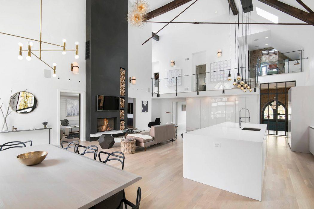 Church Transformation by Scrafano Architects