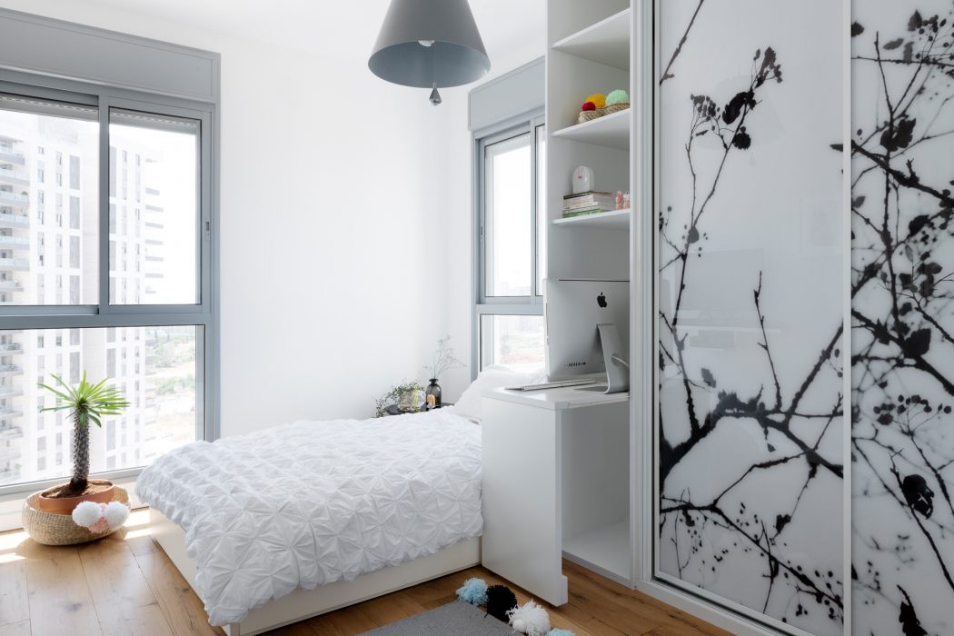 Residental Apartment by design studio .be