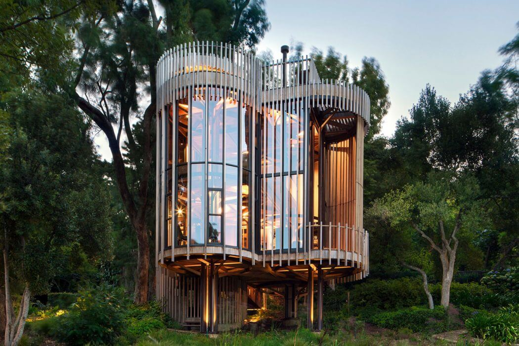 Tree House by Malan Vorster