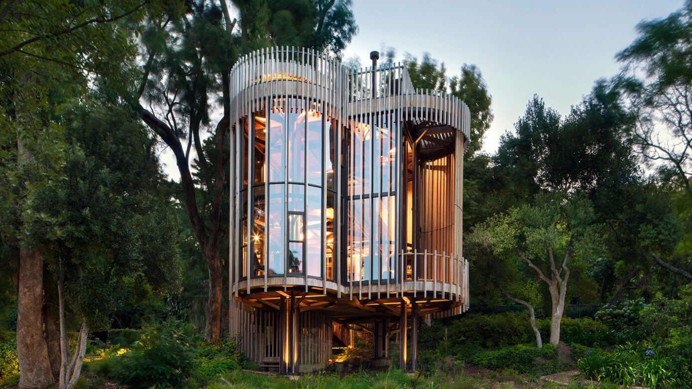 Tree House by Malan Vorster | HomeAdore