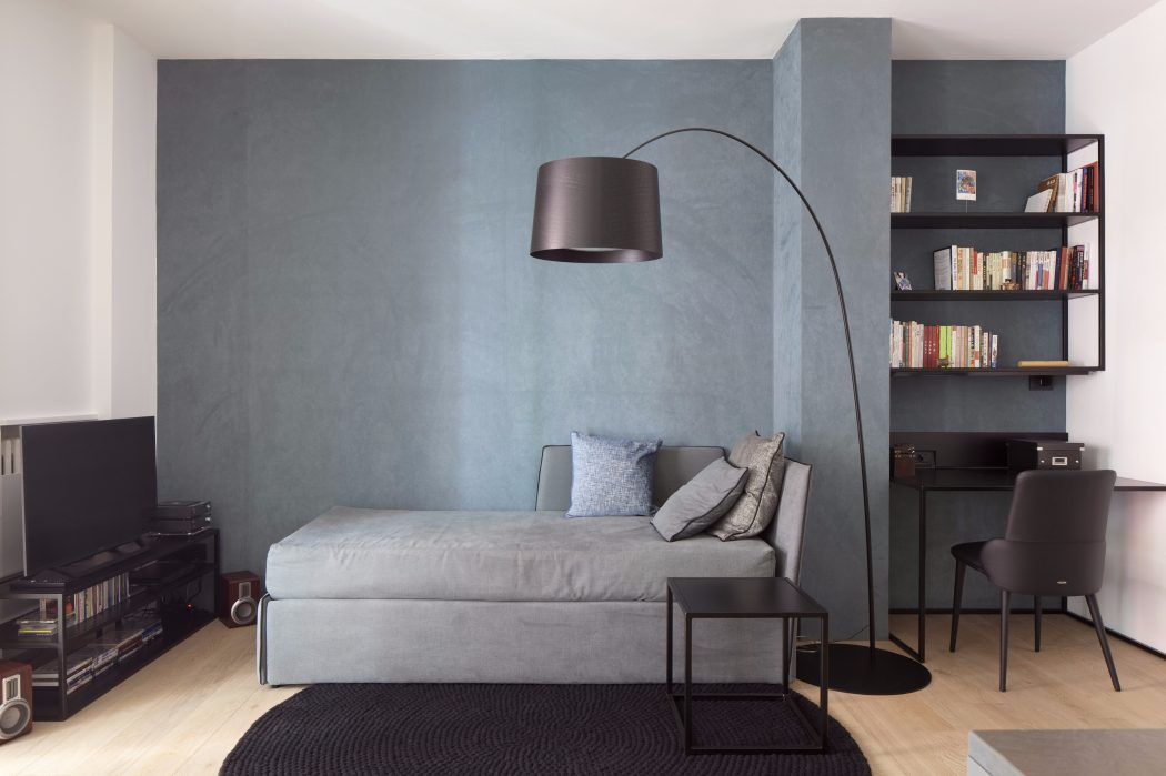 Apartment in Milan by GRAF+BÄDER