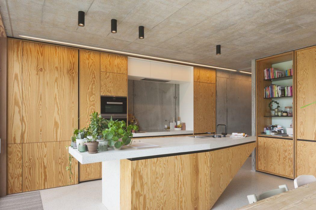 Grimbergen Residence by I.S.M. Architects