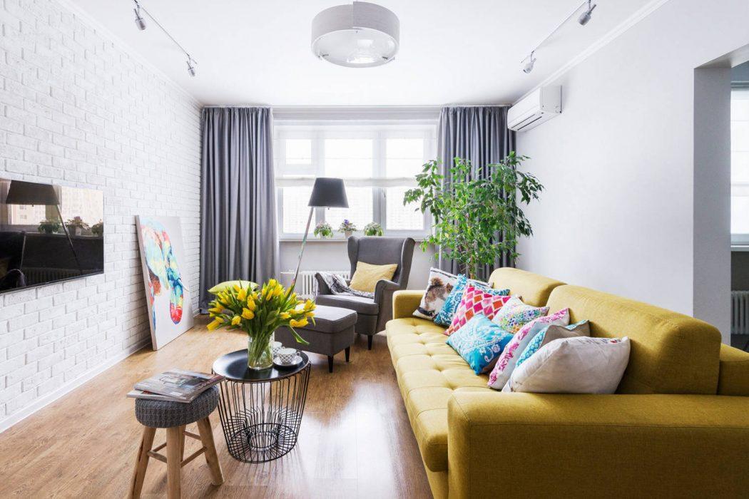 Apartment by Belyakov & Karayani Design Studio