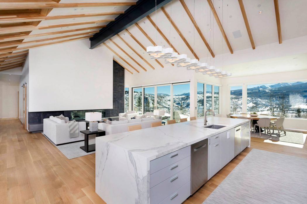 Contemporary Residence by Hagman Architects