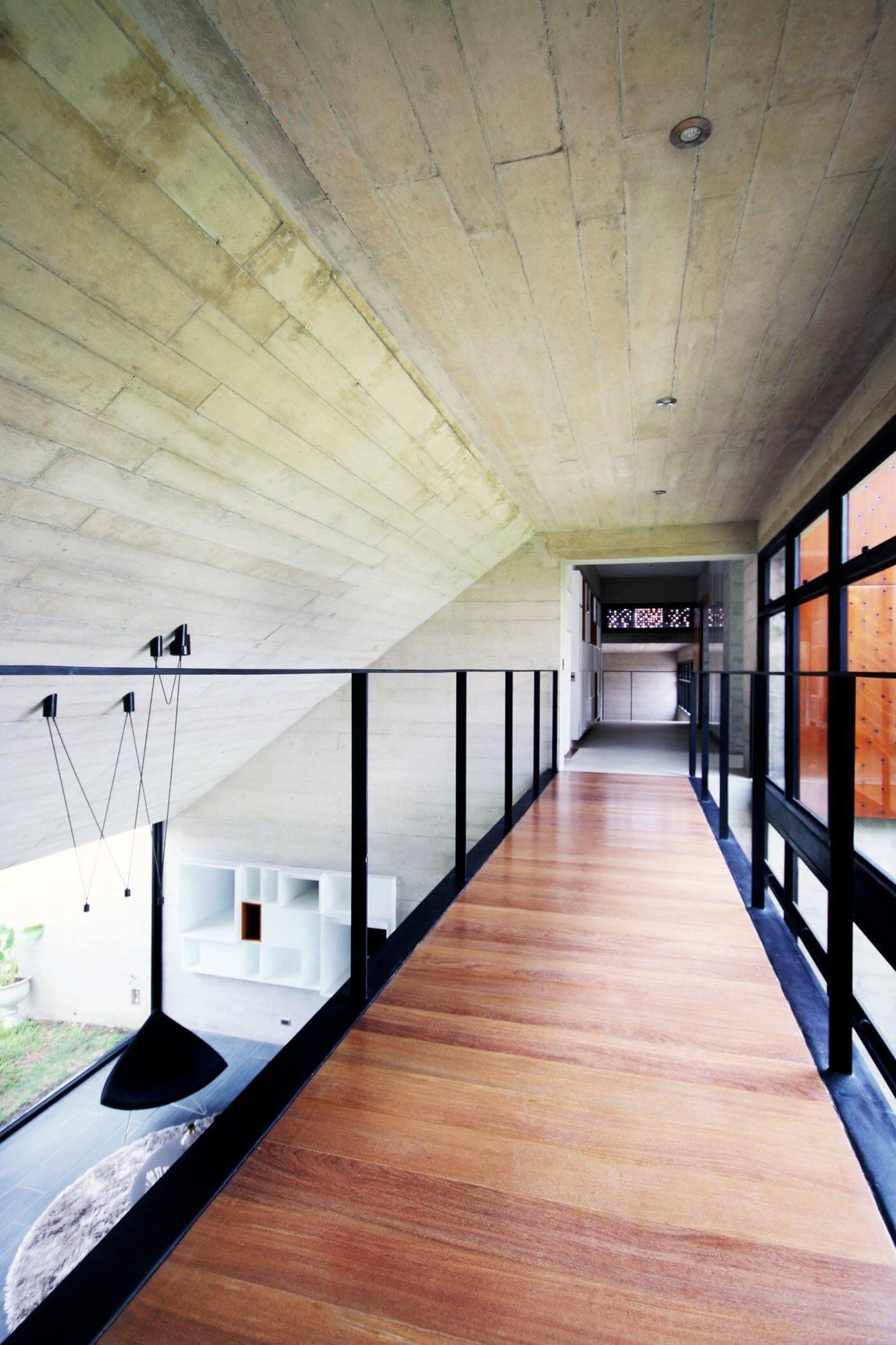 Casa N by Cheng Franco Arquitectos